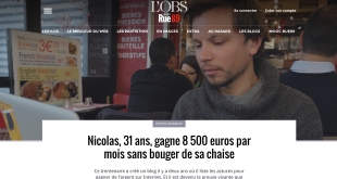 Interview Nicolas ABCargent Rue89
