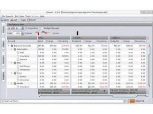 Téléchargez le logiciel gestion budgétaire Jgnash