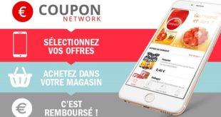 économiser sur vos courses avec coupon network