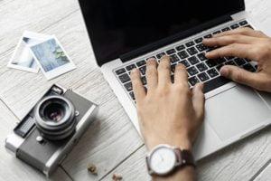 vendre des photos en ligne