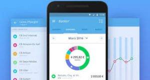 application gestion budget Bankin