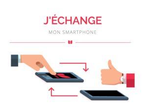 échange smartphone avec Volpy
