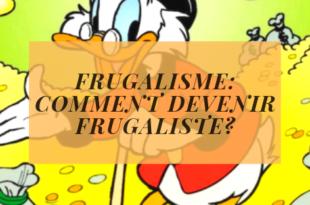 Frugalisme: comment devenir frugaliste?