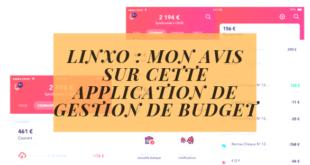 Linxo : mon avis sur cette application de gestion de budget