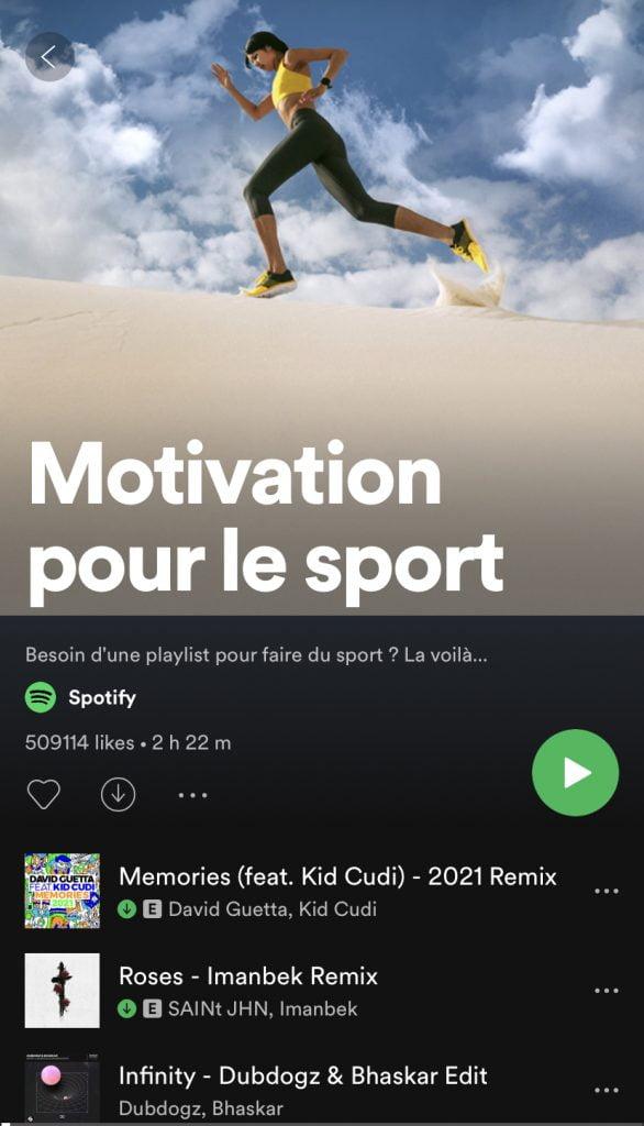 playlist spotify