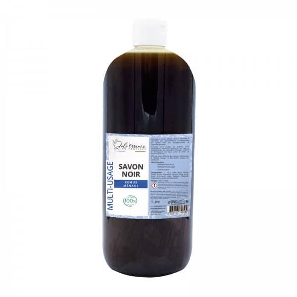 Recette lessive maison au savon noir