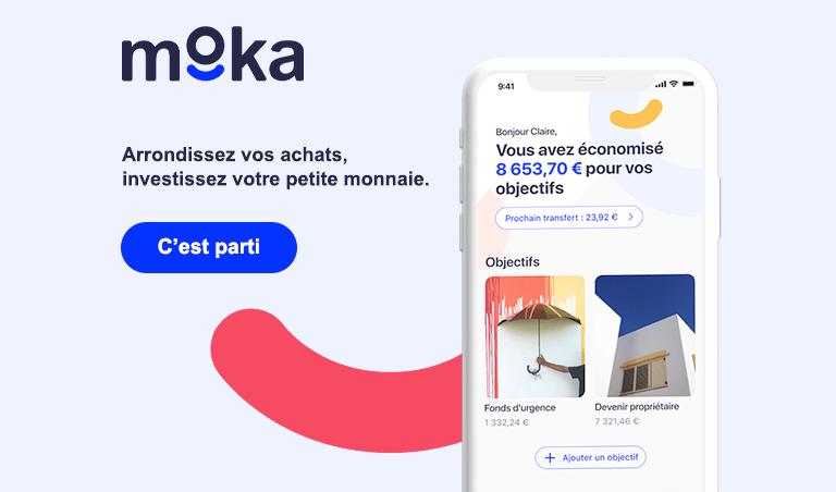 Moka : avis sur l'application pour épargner sans effort